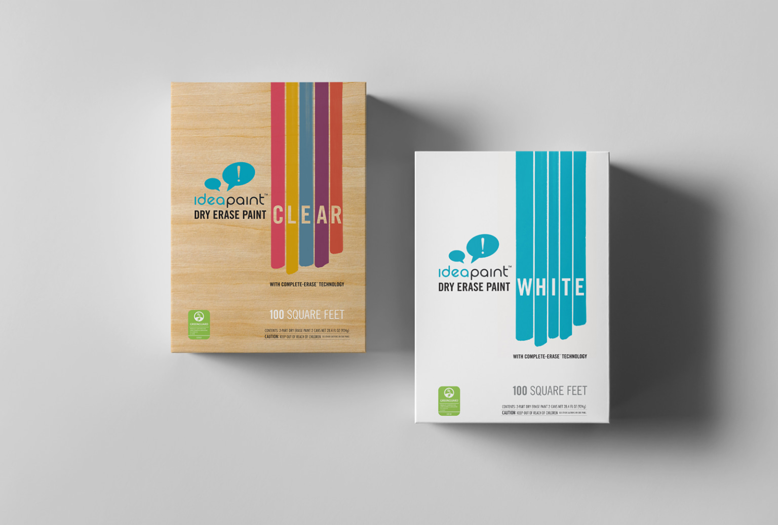 Ideapaint Packaging