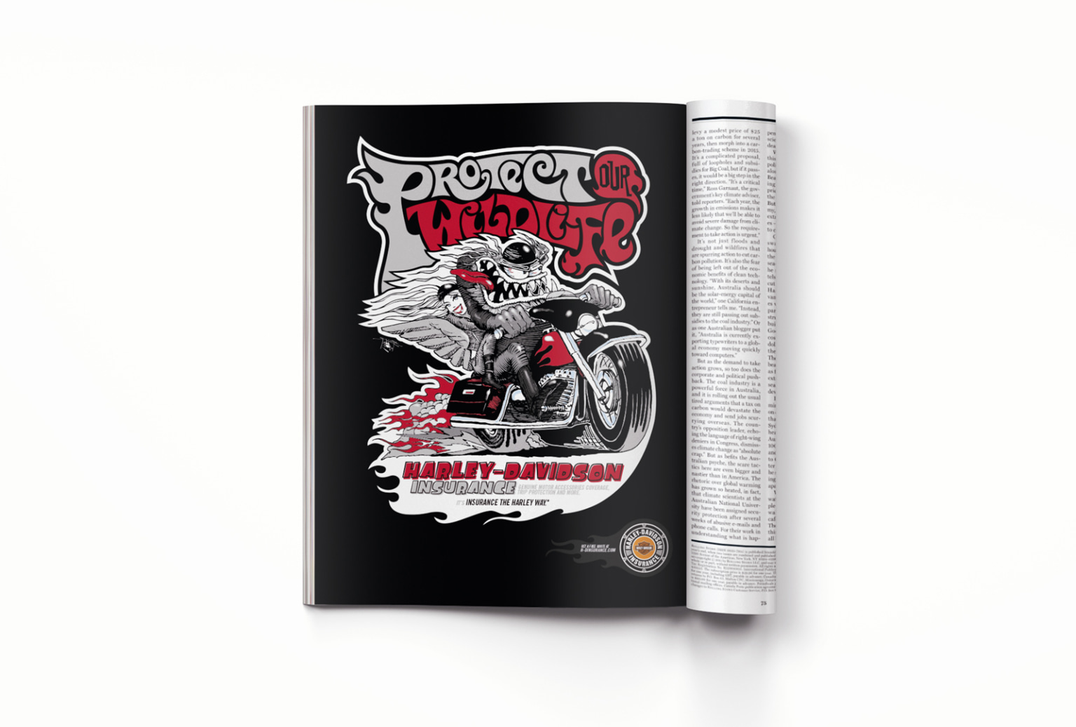 Harley-Davidson Insurance
