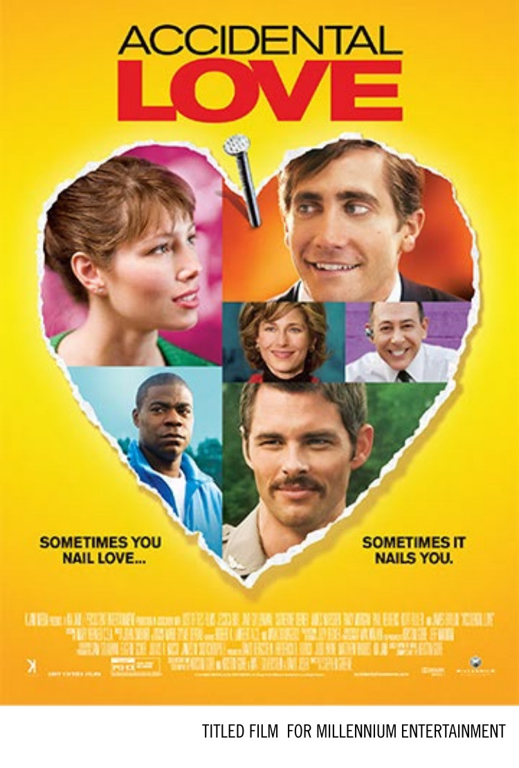 Accidental Love - title