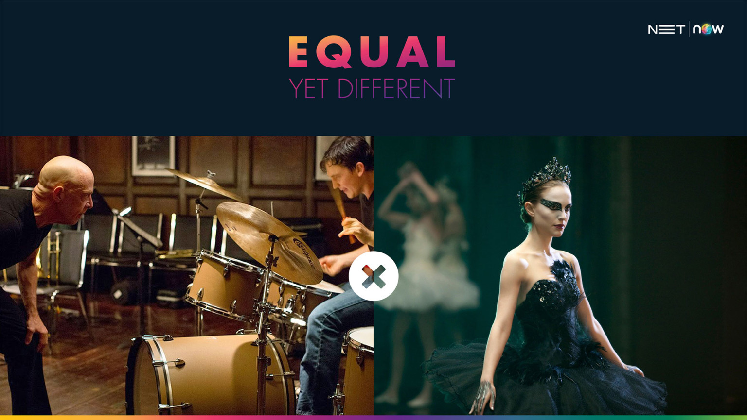 NET Equal Yet Different
