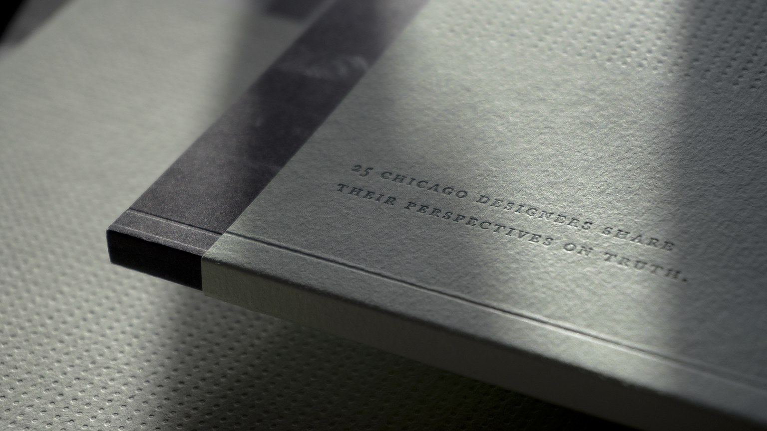 Veritiv's Paper — Event Concept, Identity, Materials, Keepsake Book