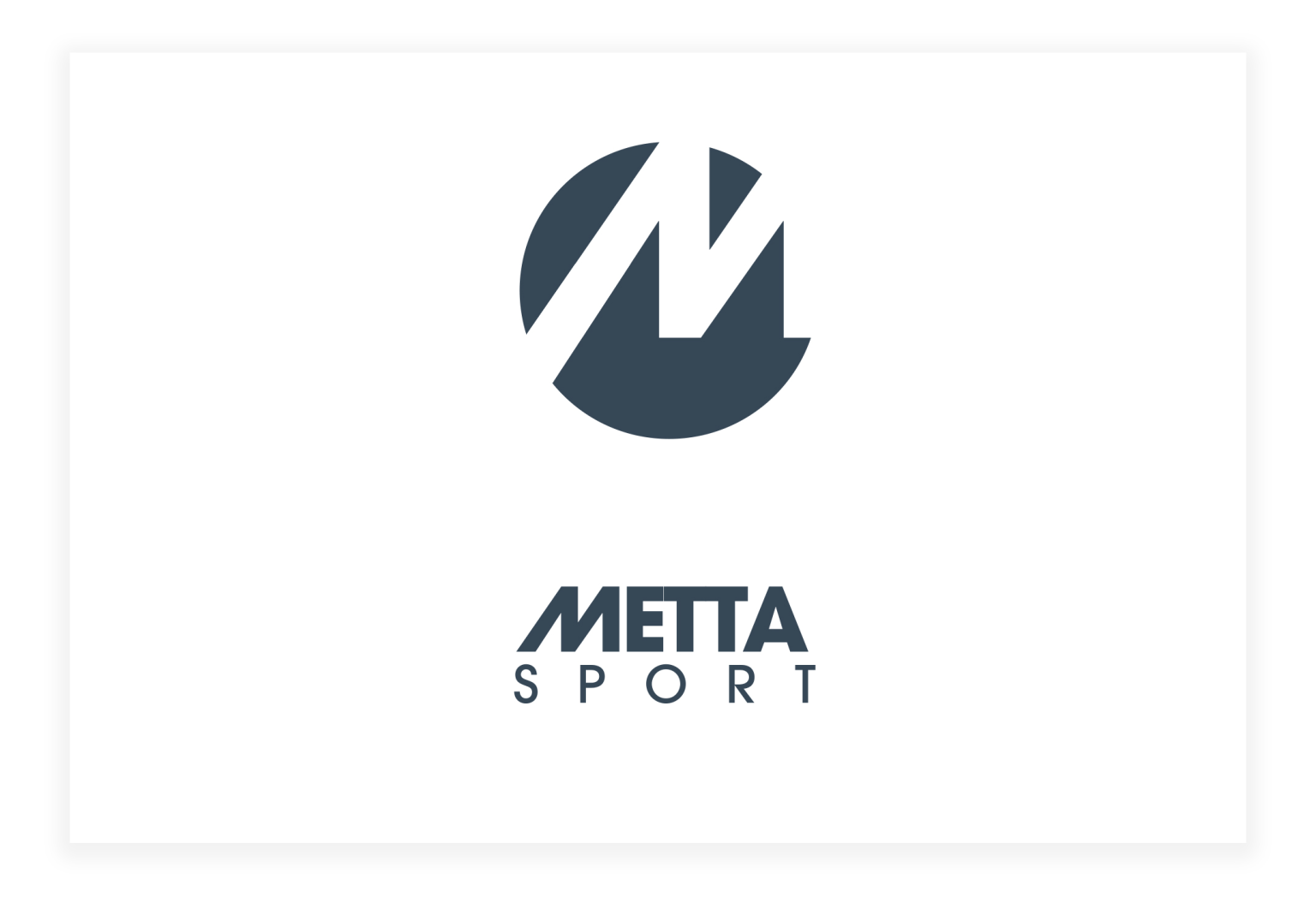 MettaSport Branding & Website