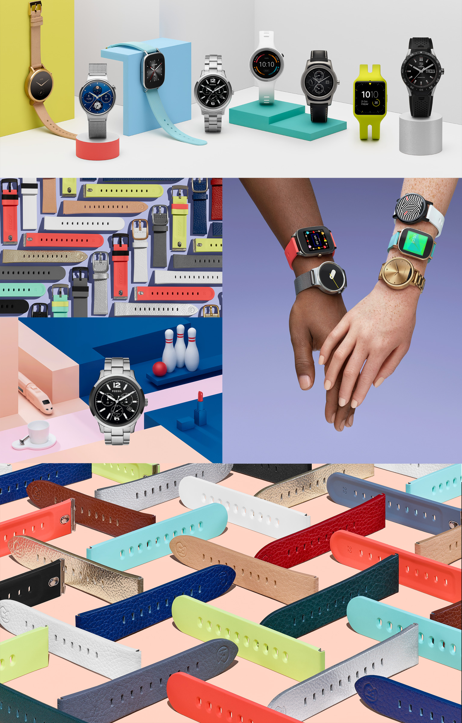 Android Wear - Make the Most of Every Moment