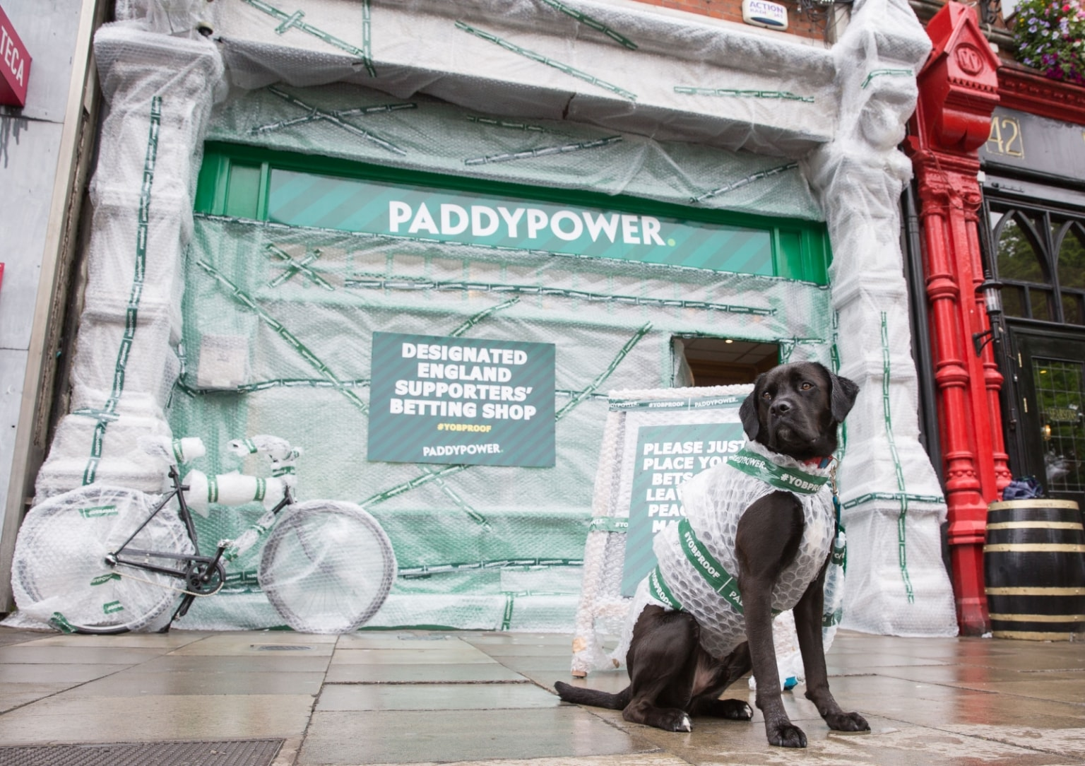 Paddy Power presents Safe Gambling