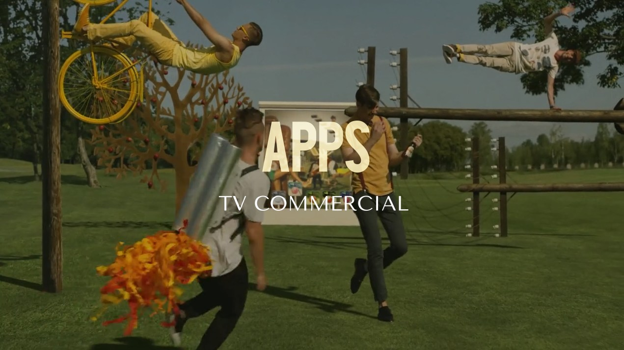 APPS Apple Cider | Commercial | New Products
