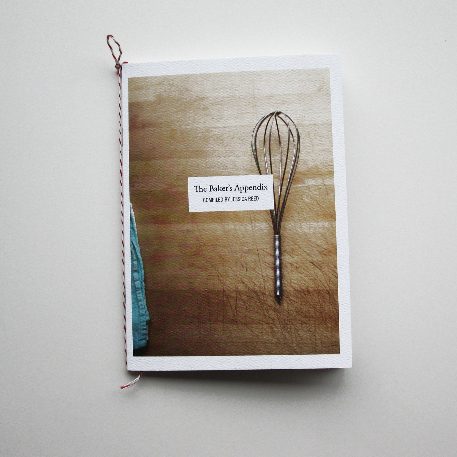 The Baker's Appendix, Self-Published Edition