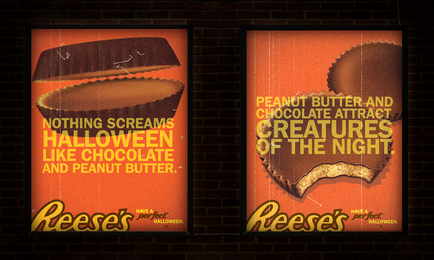 """Reese's """"Perfect"""" Campaign"""