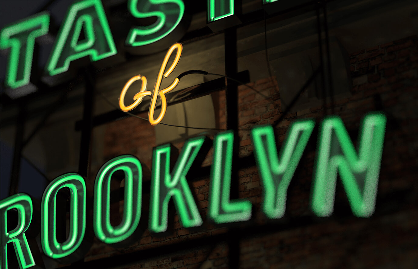 Brooklyn Brewery — Key Visual