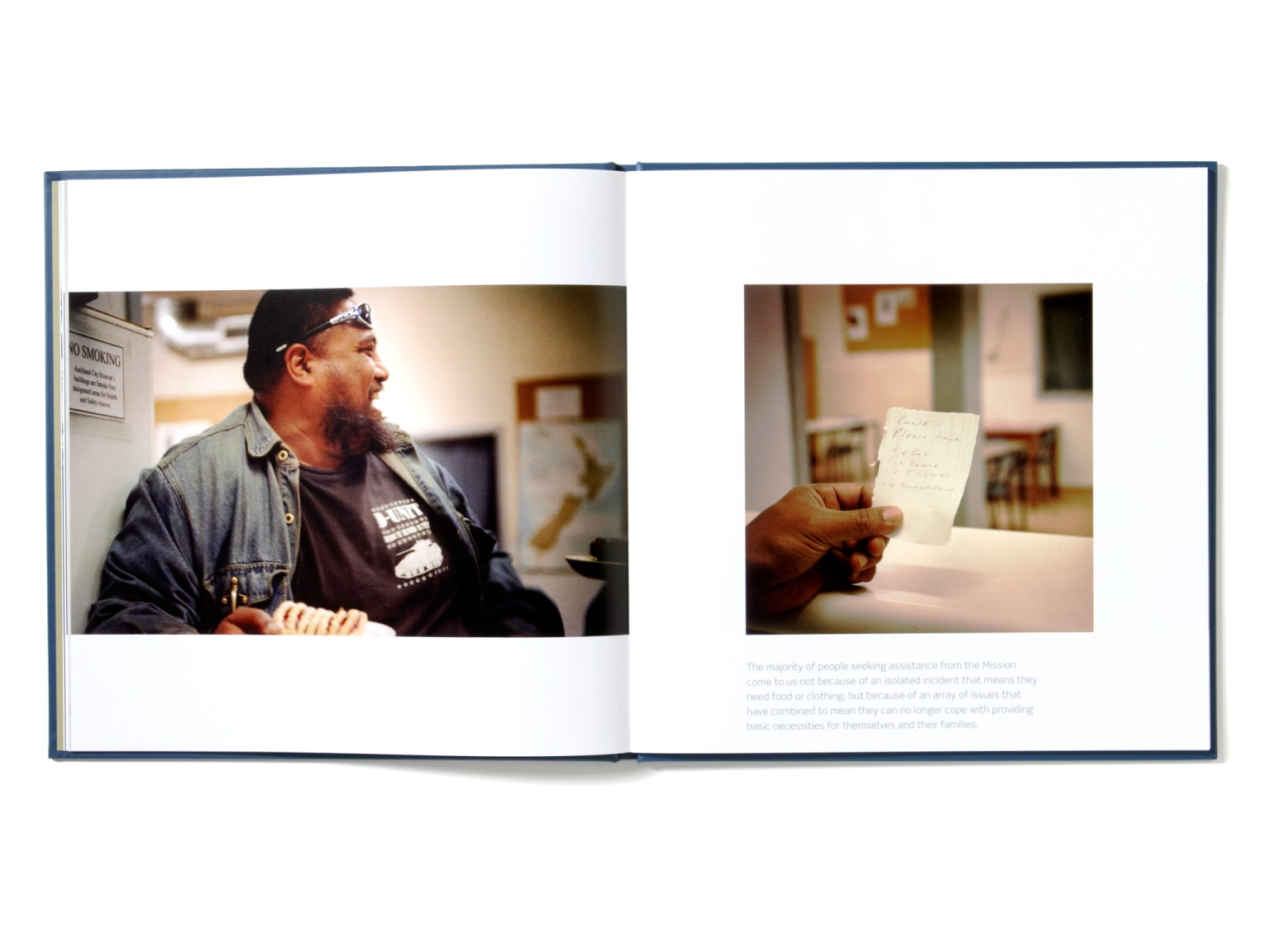 Capital Foundation photographic book