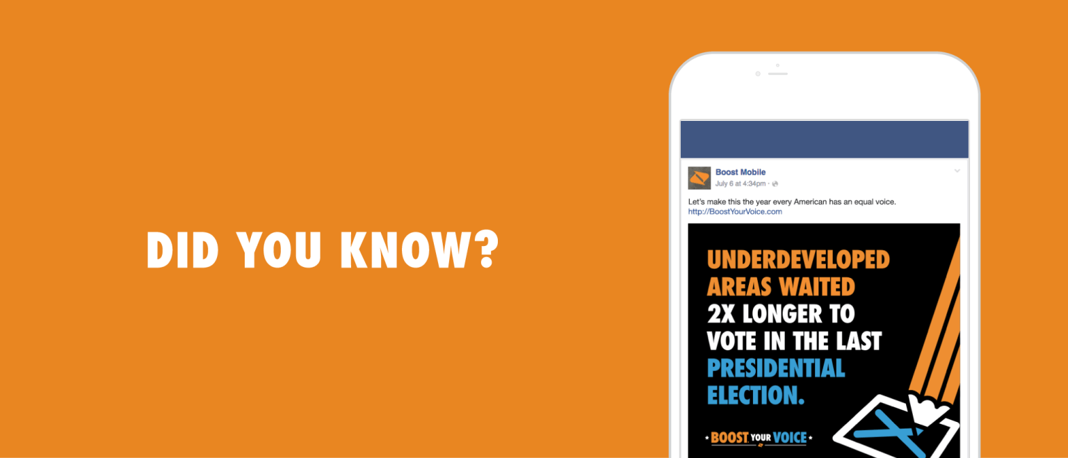 Boost Mobile | Boost Your Voice