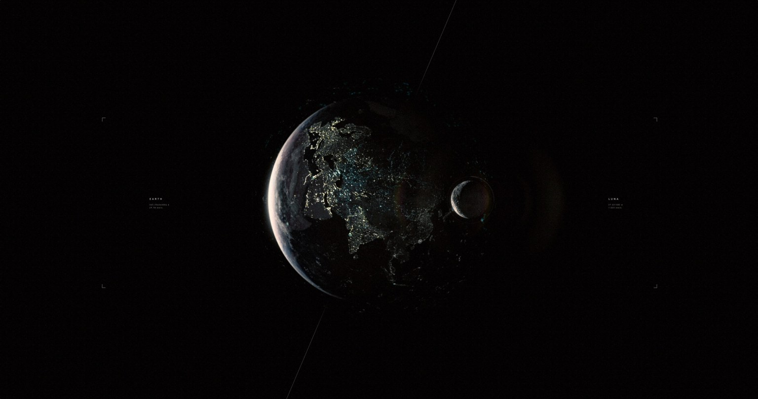 The Expanse – Opening Titles