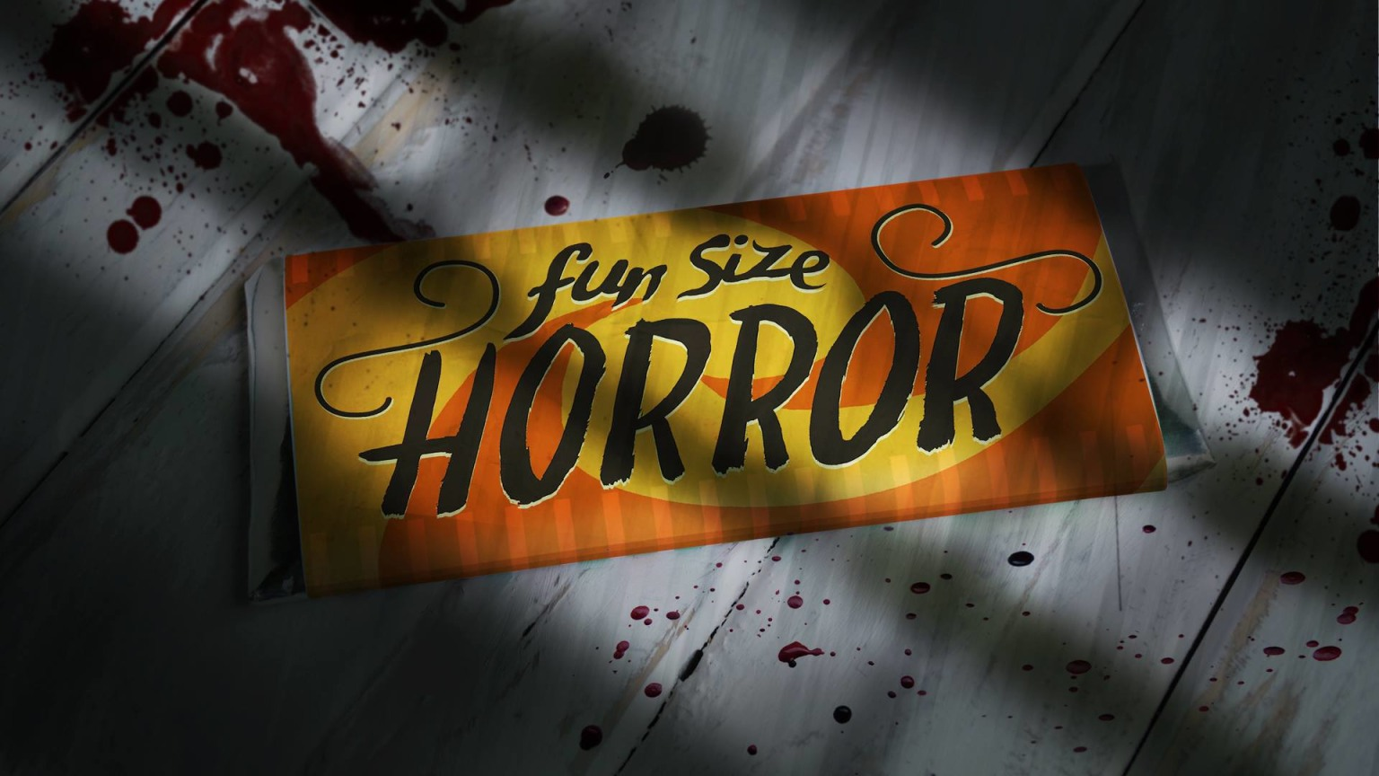 Fun Size Horror Title Card