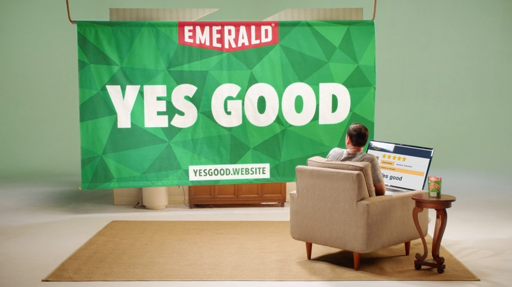 Emerald Nuts –Yes Good