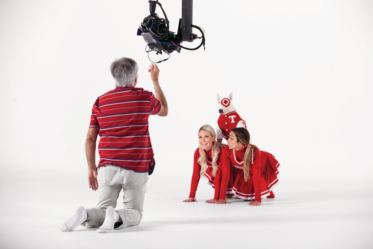 Target Experiential Campaign