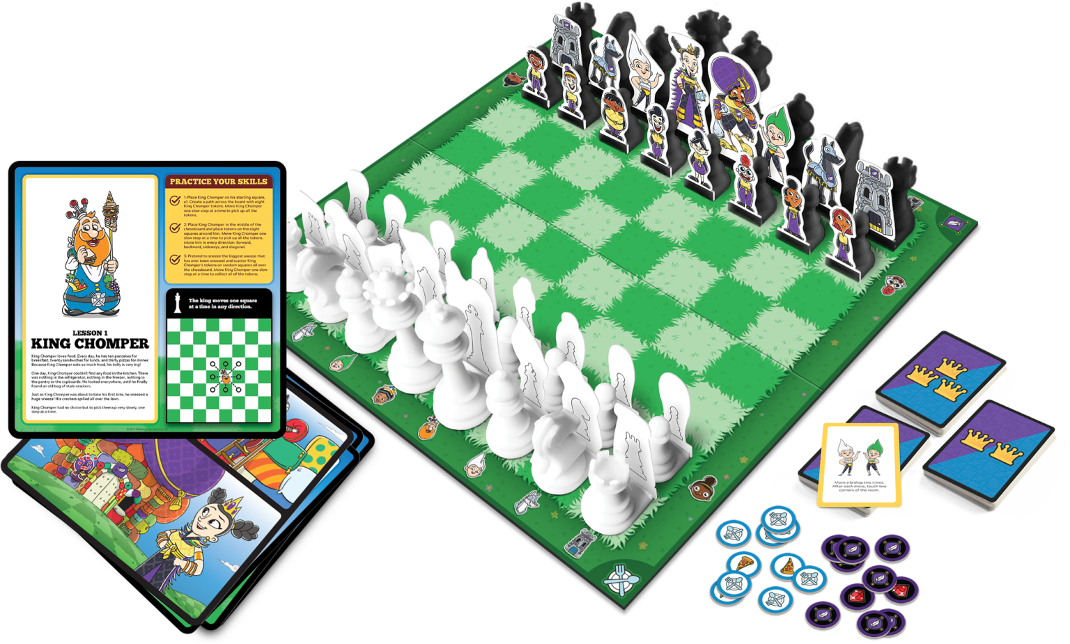 StoryTime Chess - WNW