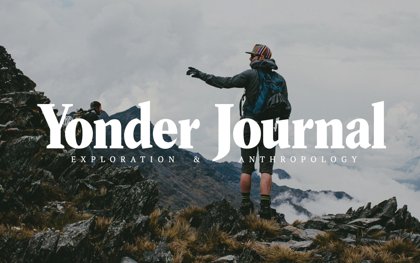 Yonder Journal Branding & Website