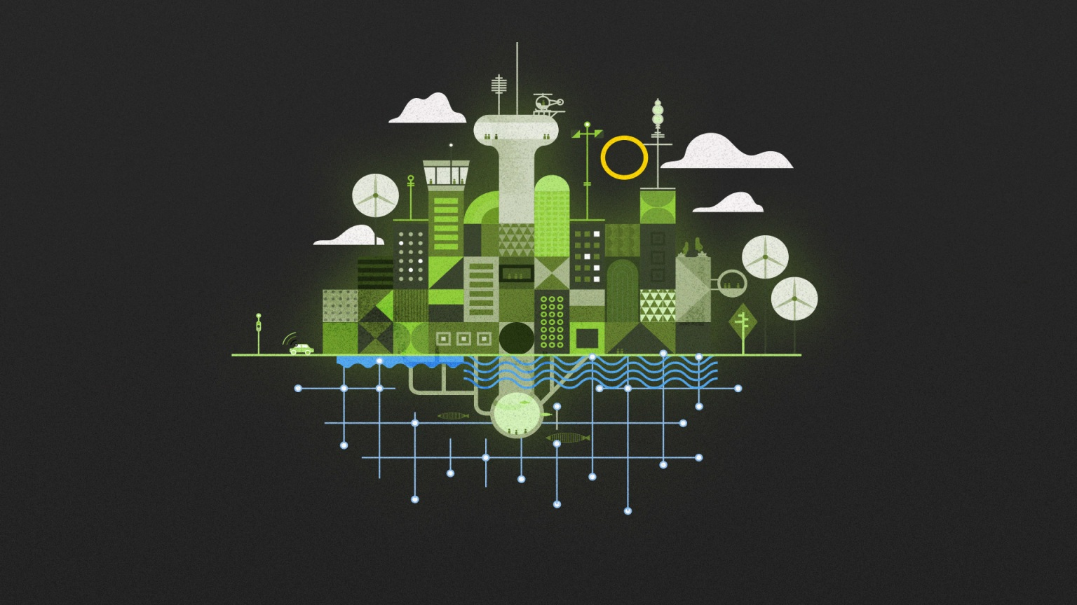 IBM – Smart City Storyboards
