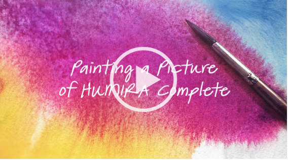 Painting a Picture of HUMIRA Complete