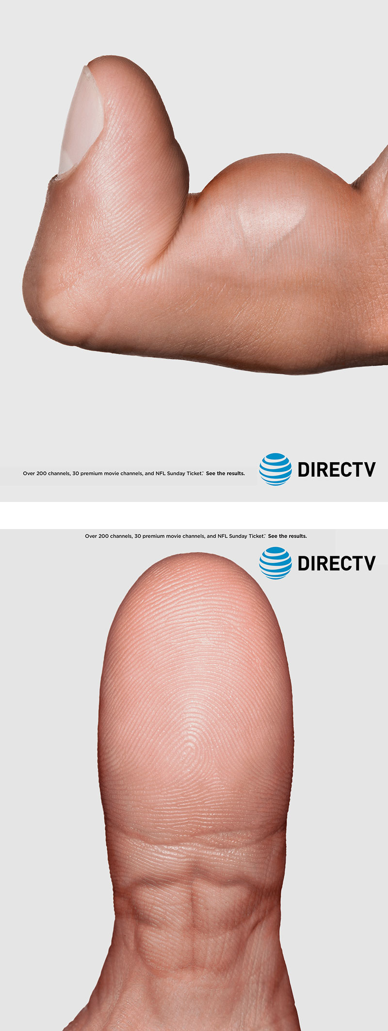 "DirecTV ""Thumbs"""