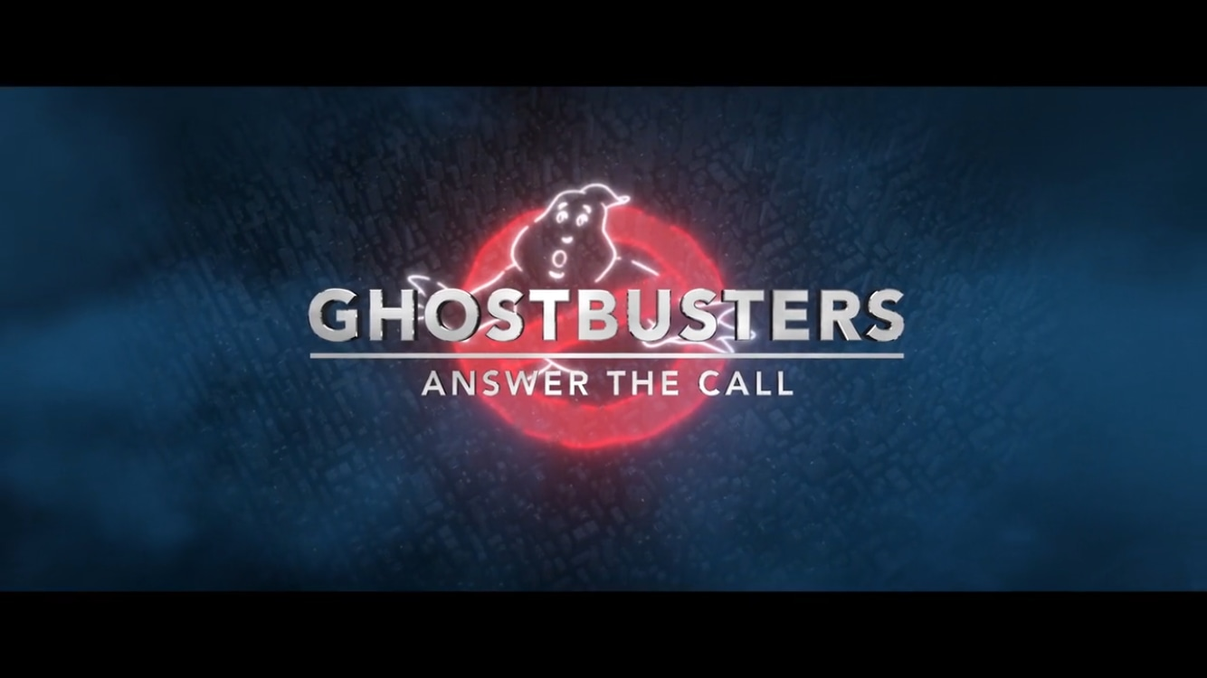 Ghostbusters End Title and End Crawl