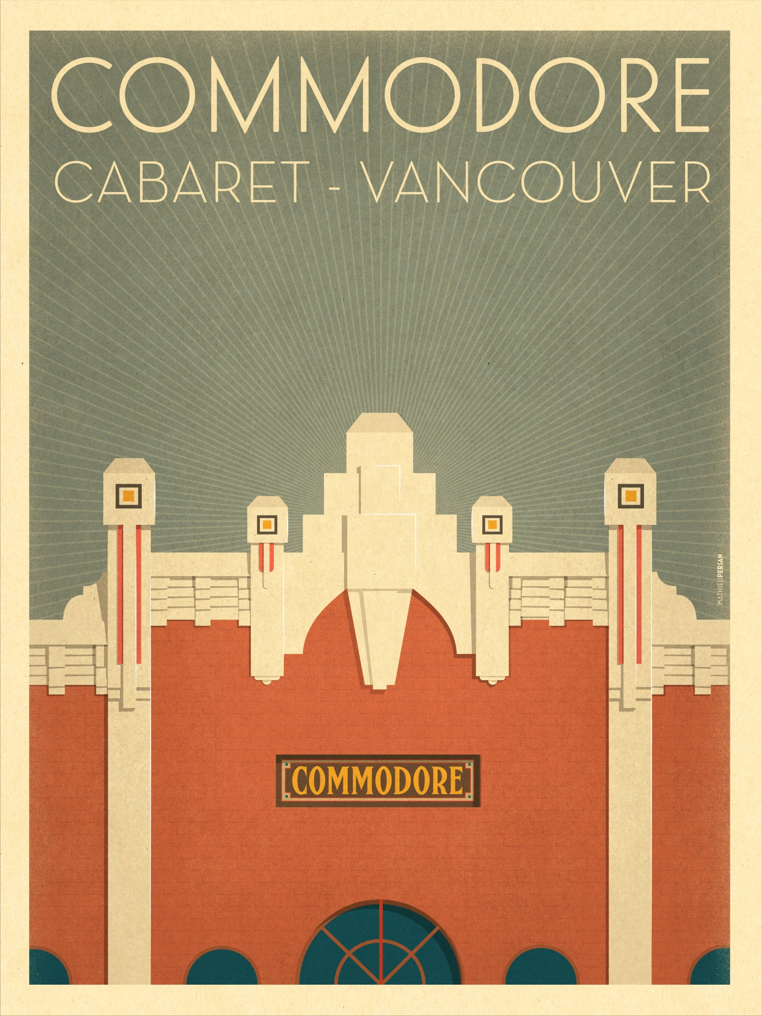 The Lost Vancouver: An Art Deco Tour