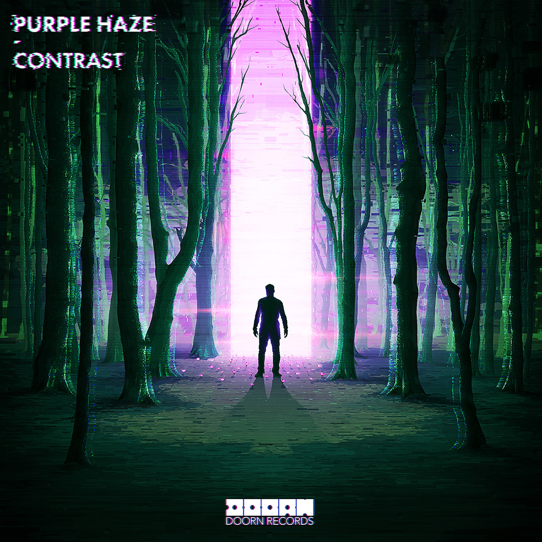 Purple Haze - Contrast