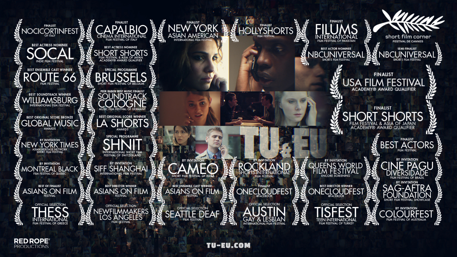 TU & EU (You & Me) Short Film