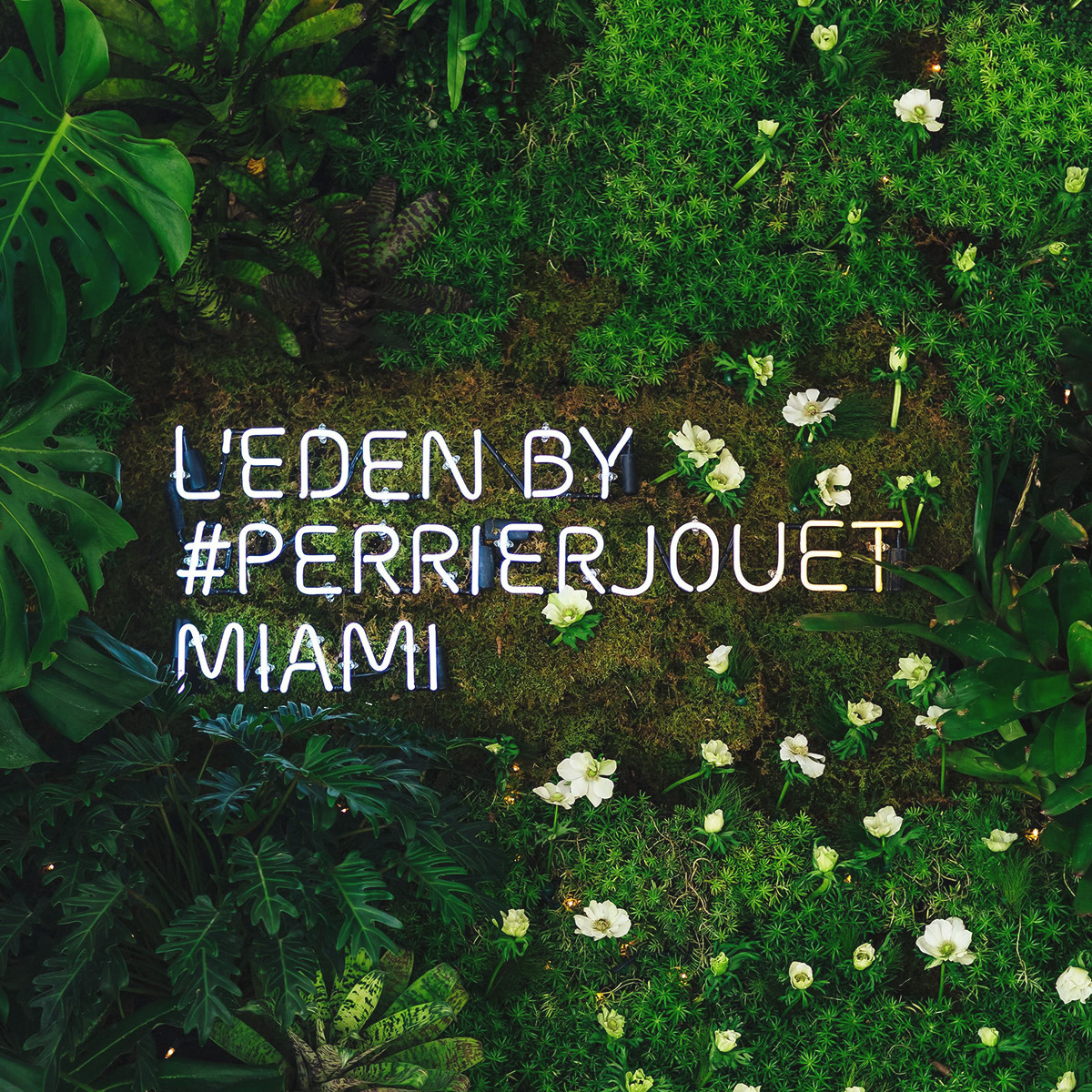 L'Eden by Perrier-Jouët