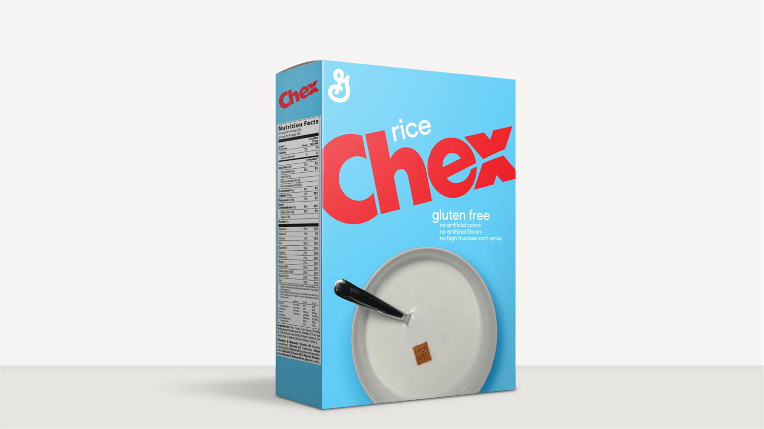 Chex Cereal - WNW