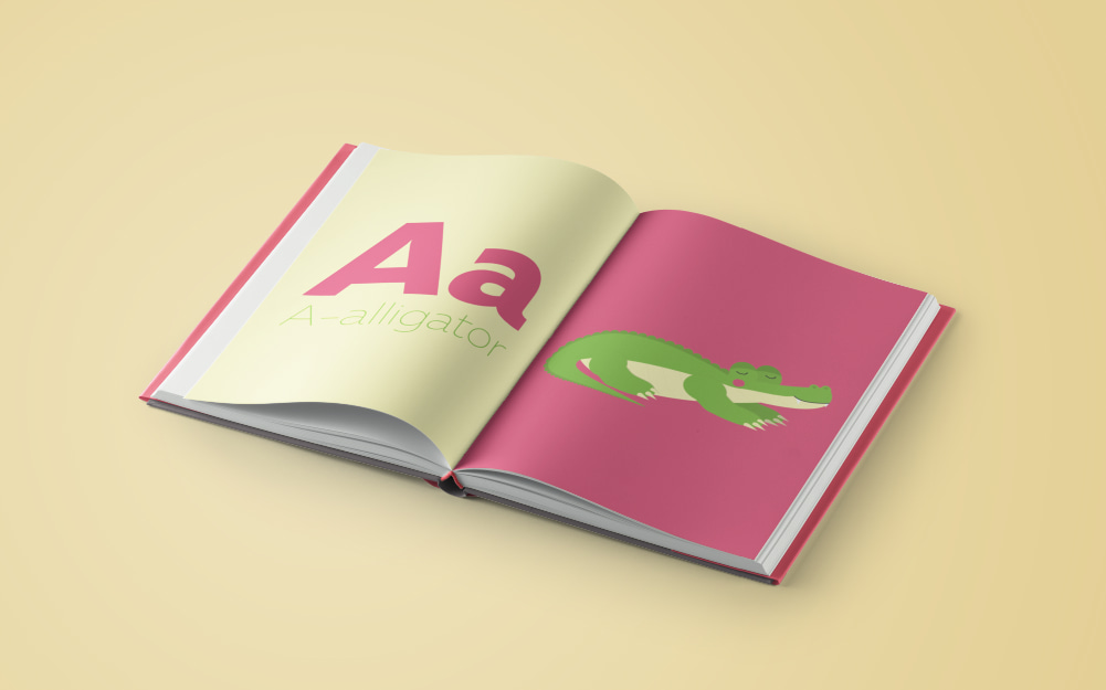 A is for Alphabet Animals