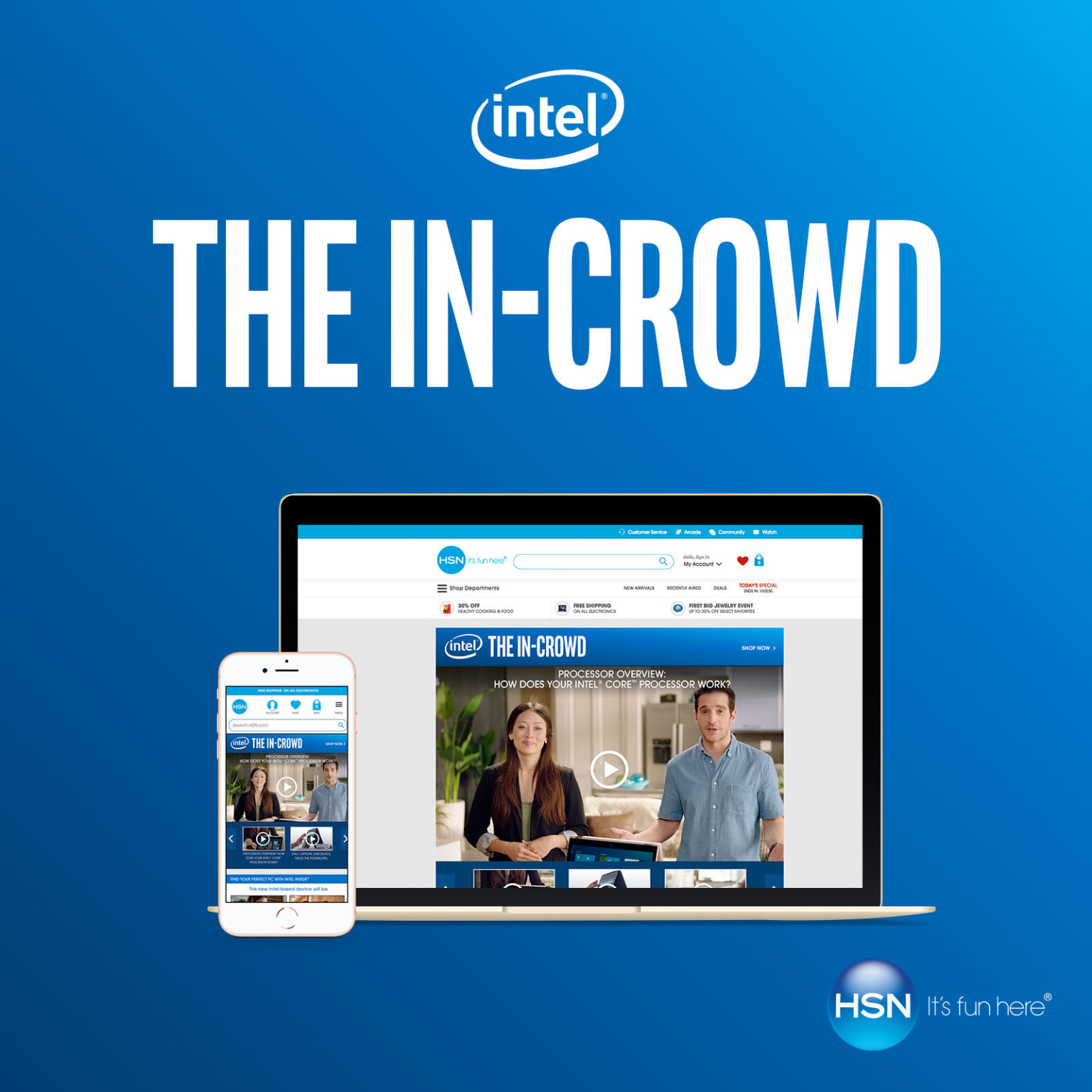 Intel - The In-Crowd