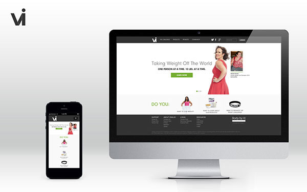 ViSalus Websites