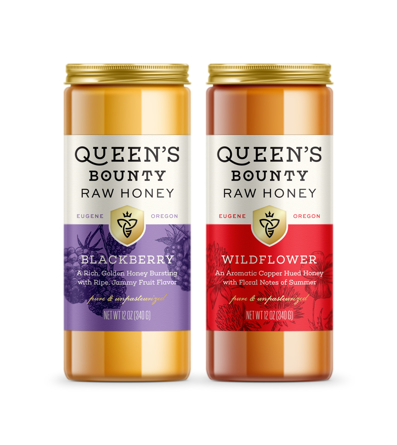 Queen's Bounty Honey
