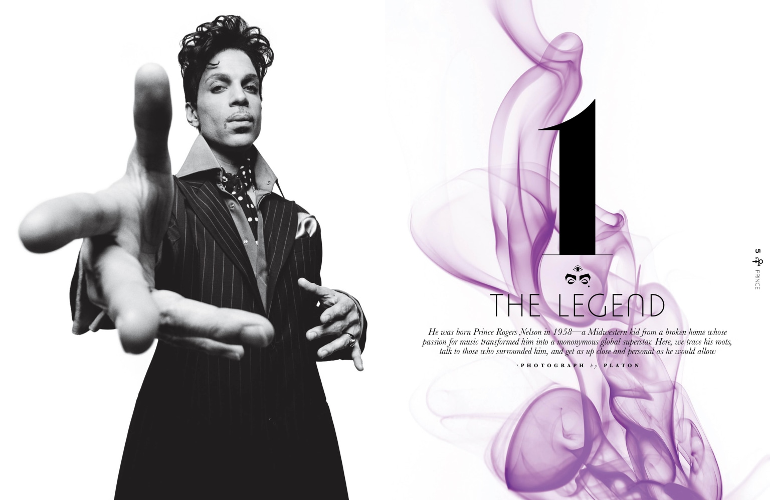 Prince tribute issue