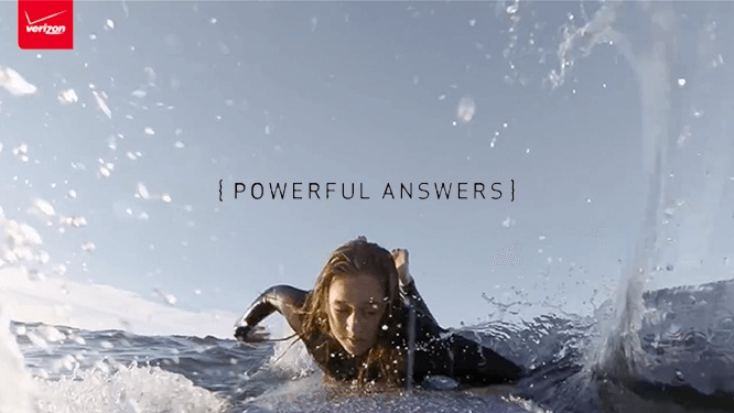 Verizon - Powerful Answers