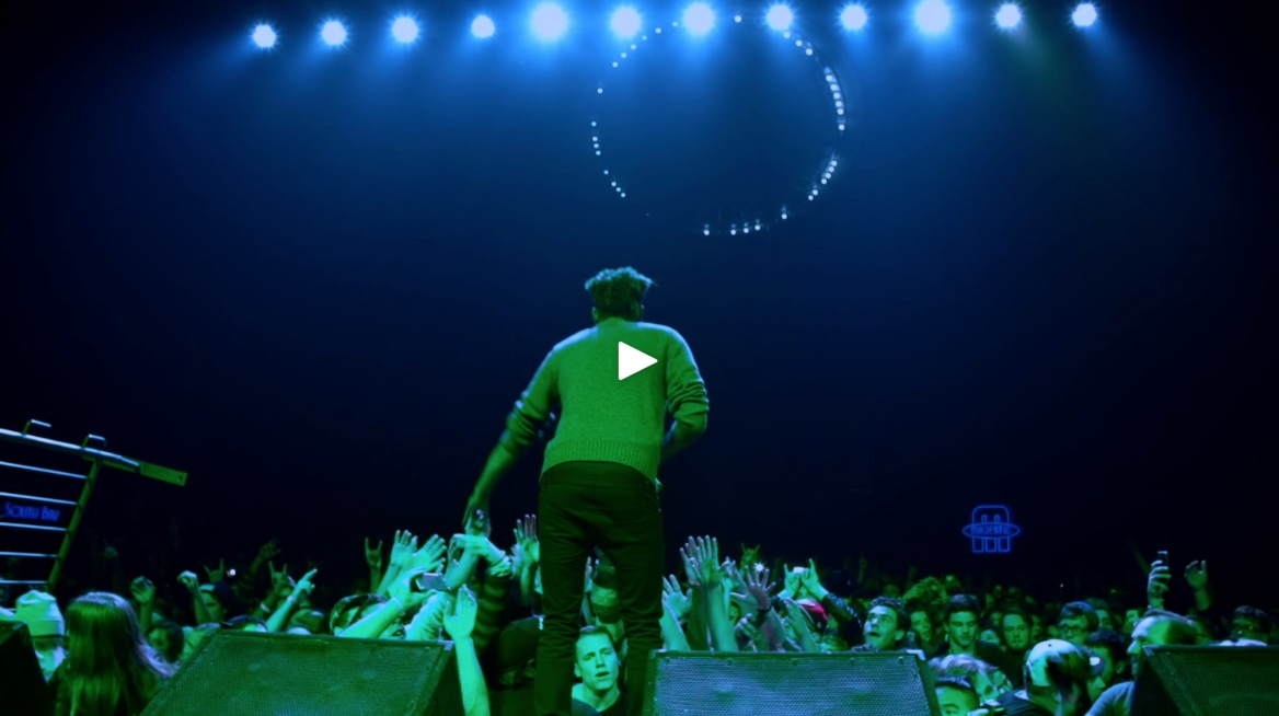 Danny Brown Live At The Majestic Official Movie Trailer