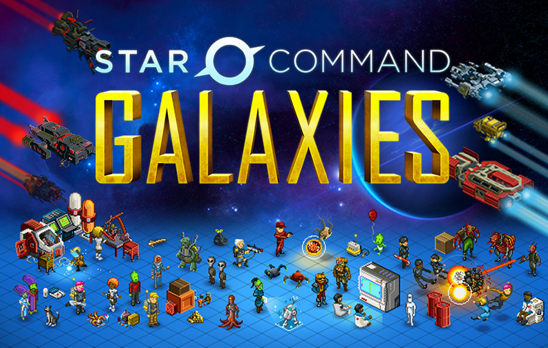 Star Command все юниты