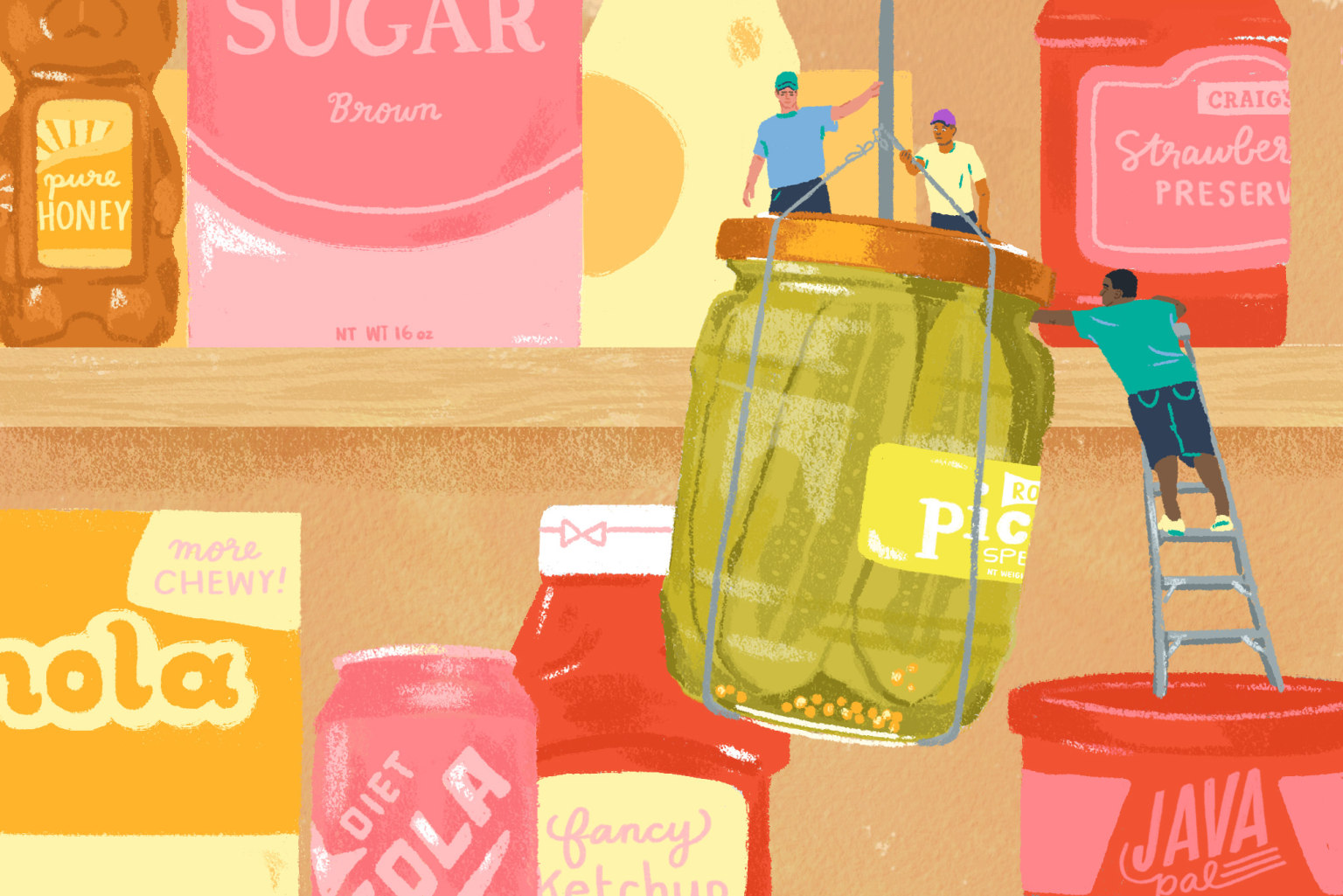 The New York Times // How to Stop Eating Sugar