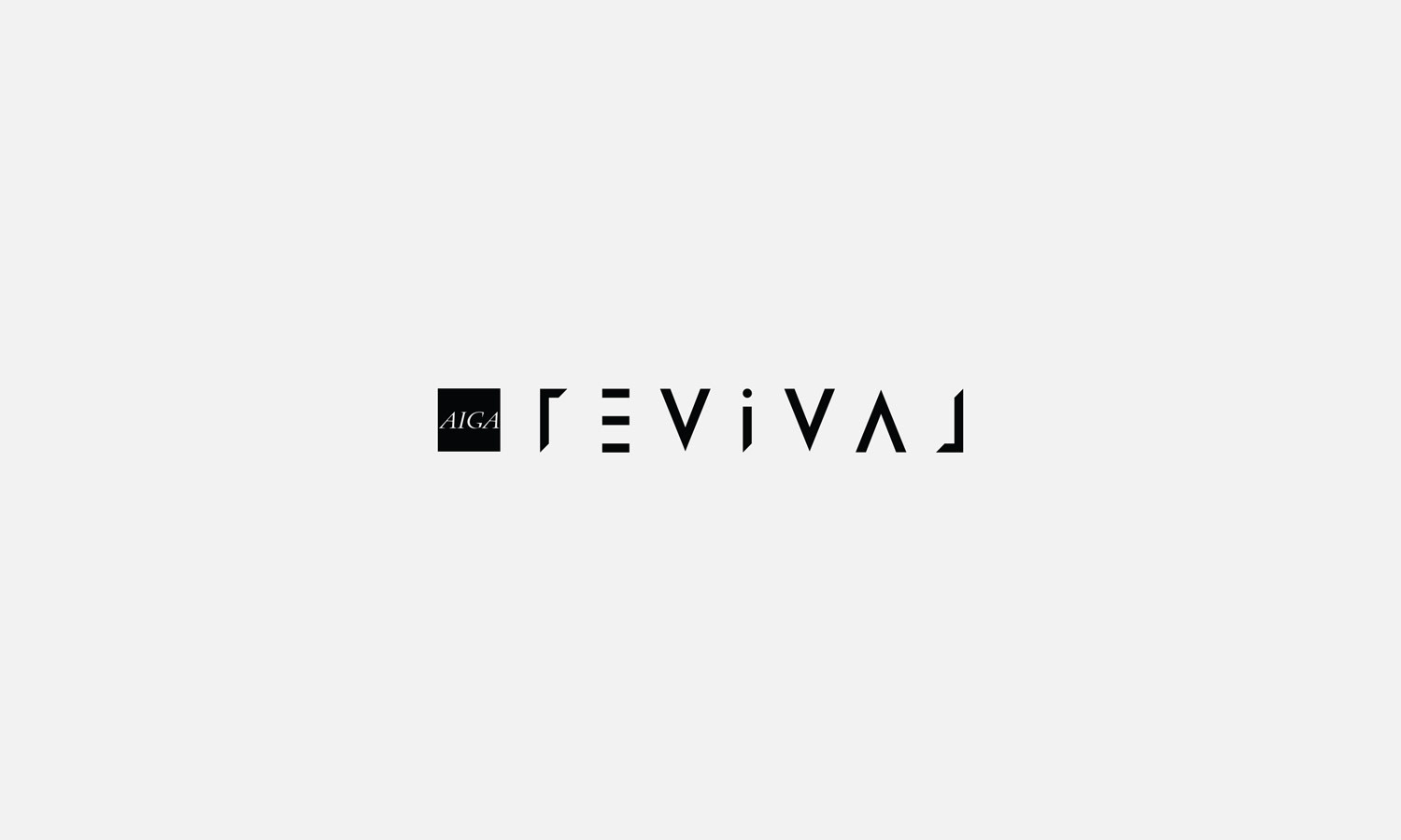 REVIVAL—2015 AIGA Design Conference