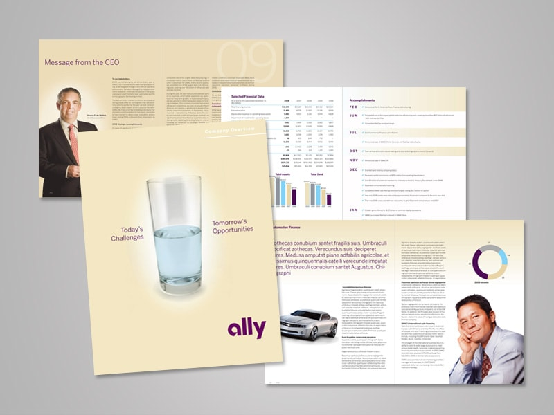 Ally Financial Annual Report