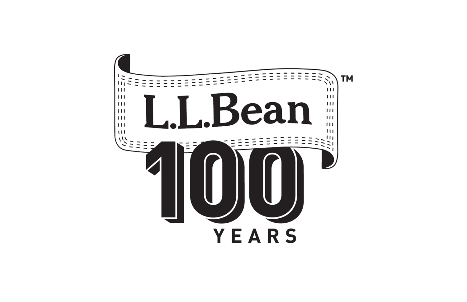 L.L.Bean 100th Anniversary Identity Package