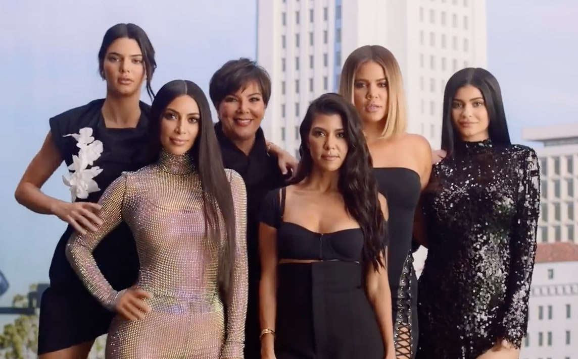 Keeping Up With The Kardashians - Opening Credits