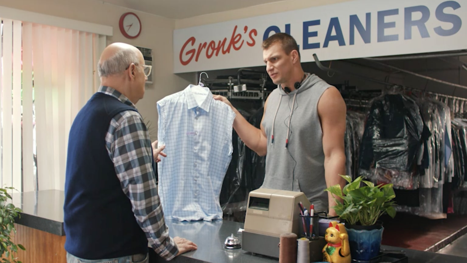 Tide | Gronk's Cleaners