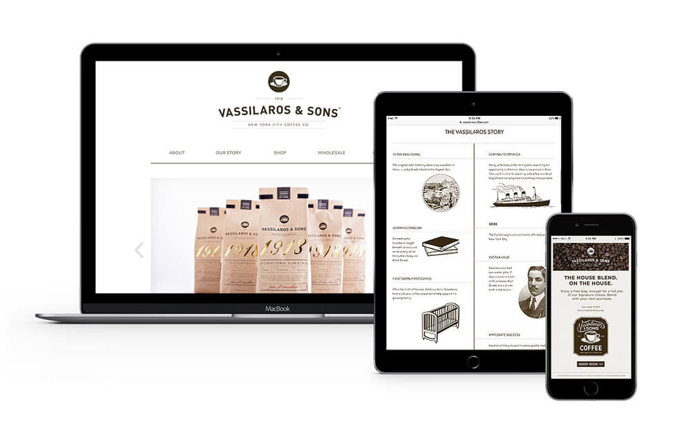 Vassilaros & Sons Coffee