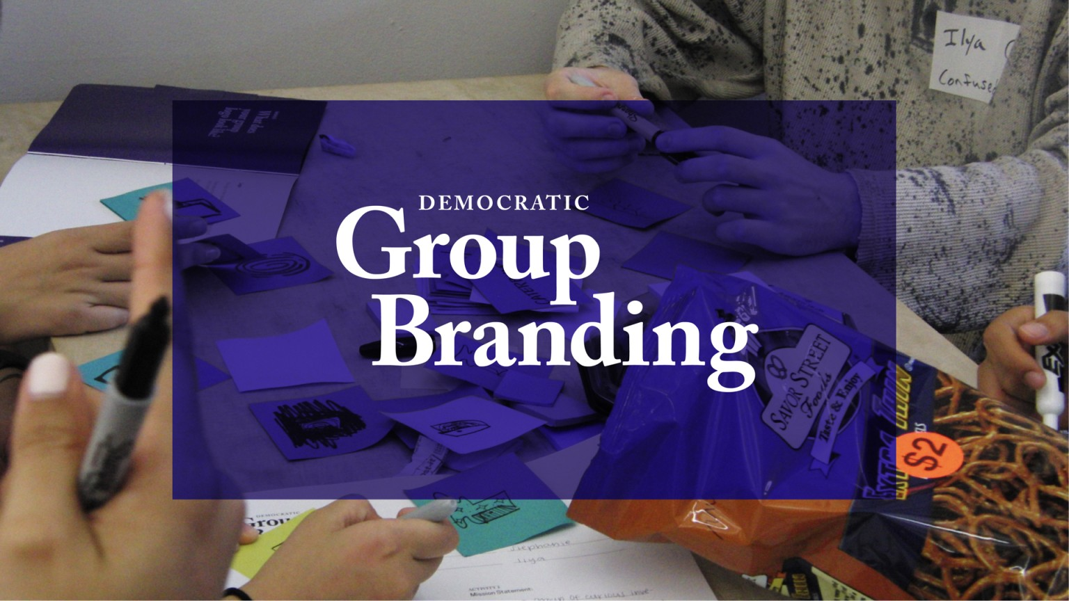 Democratic Group Branding
