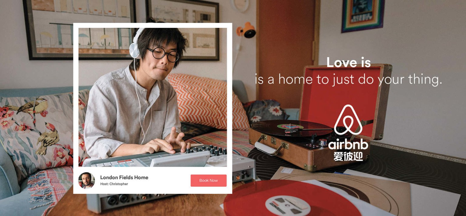 Airbnb - Welcome Love