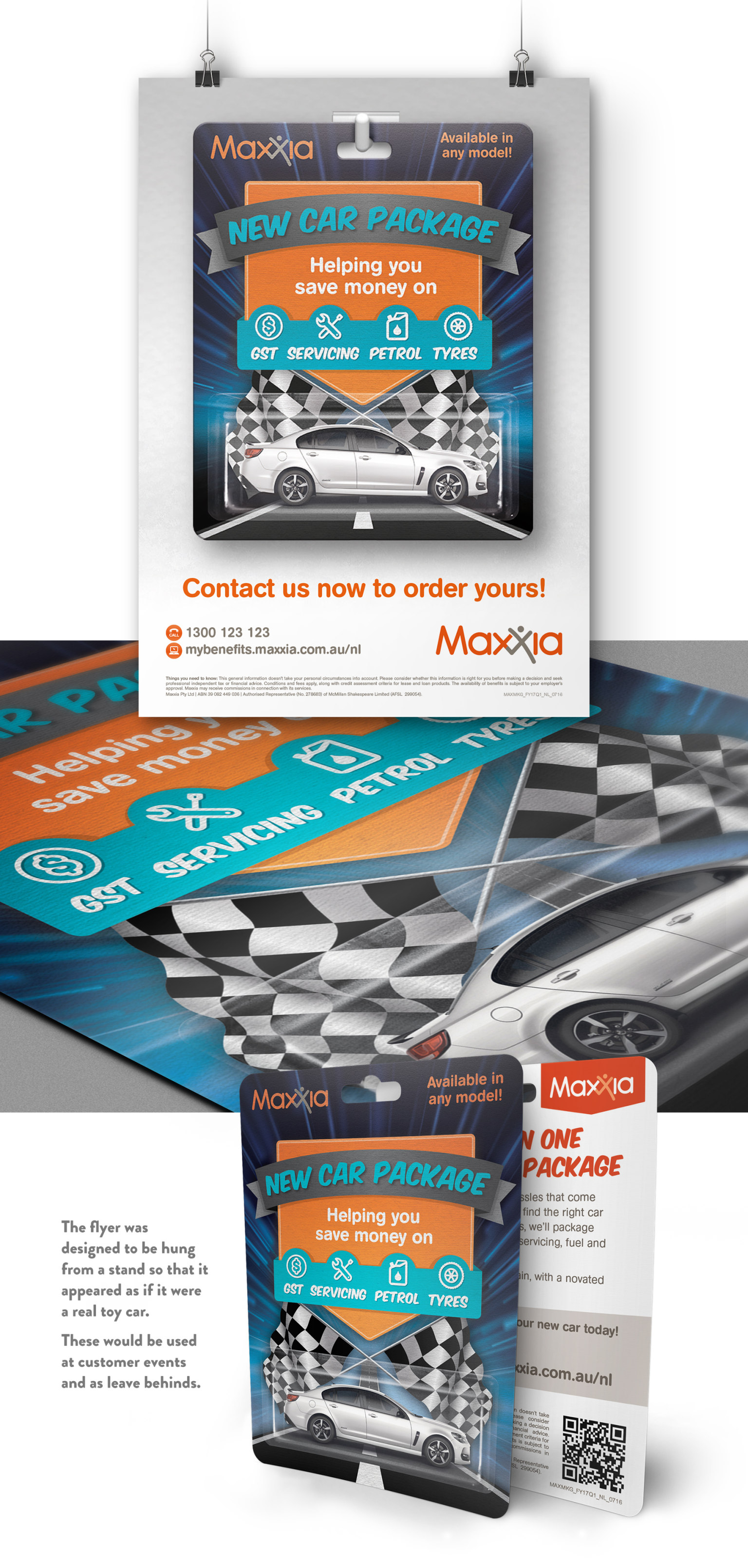 Maxxia Marketing Campaigns