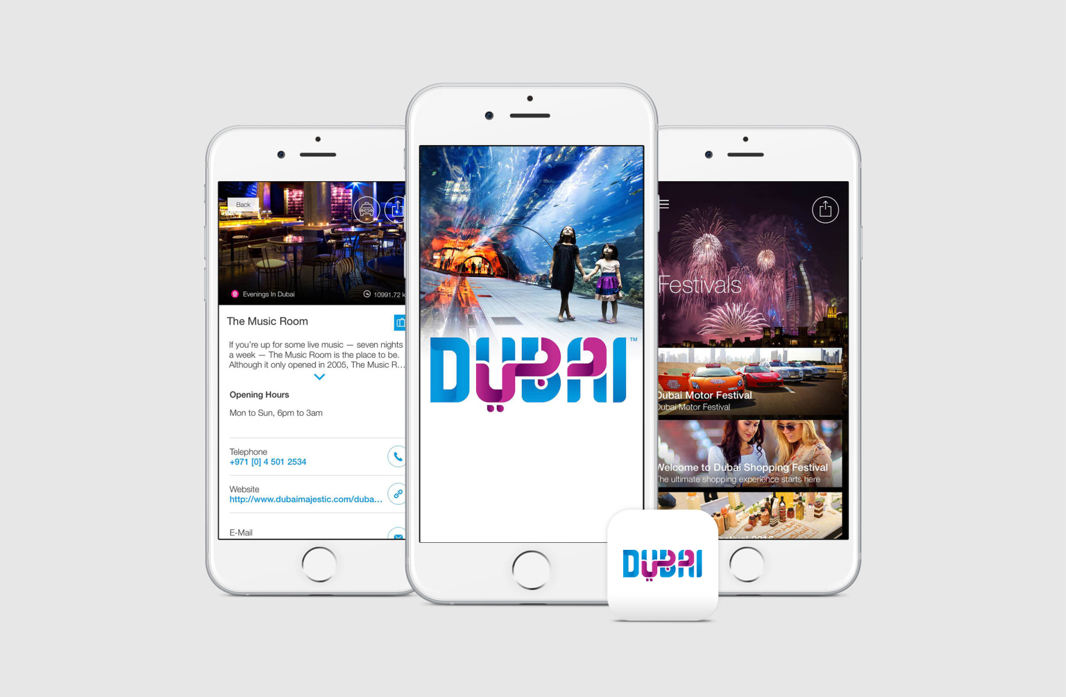 Dubai Digital Experiences
