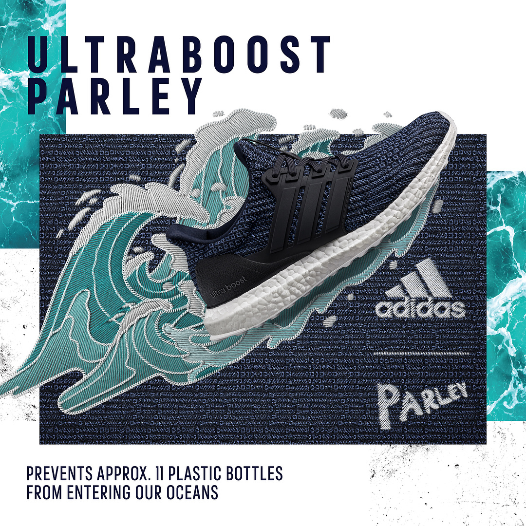 adidas X Parley - Run for the Oceans