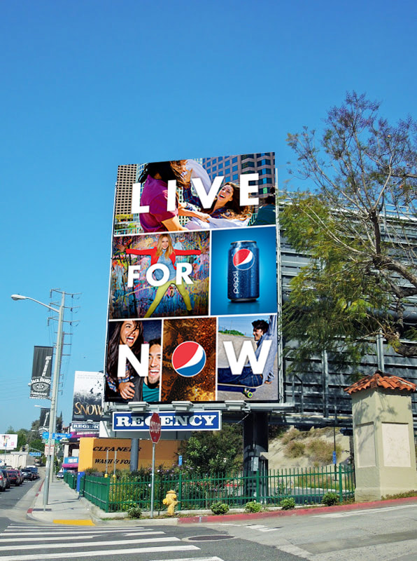 Pepsi Global Campaign Launch